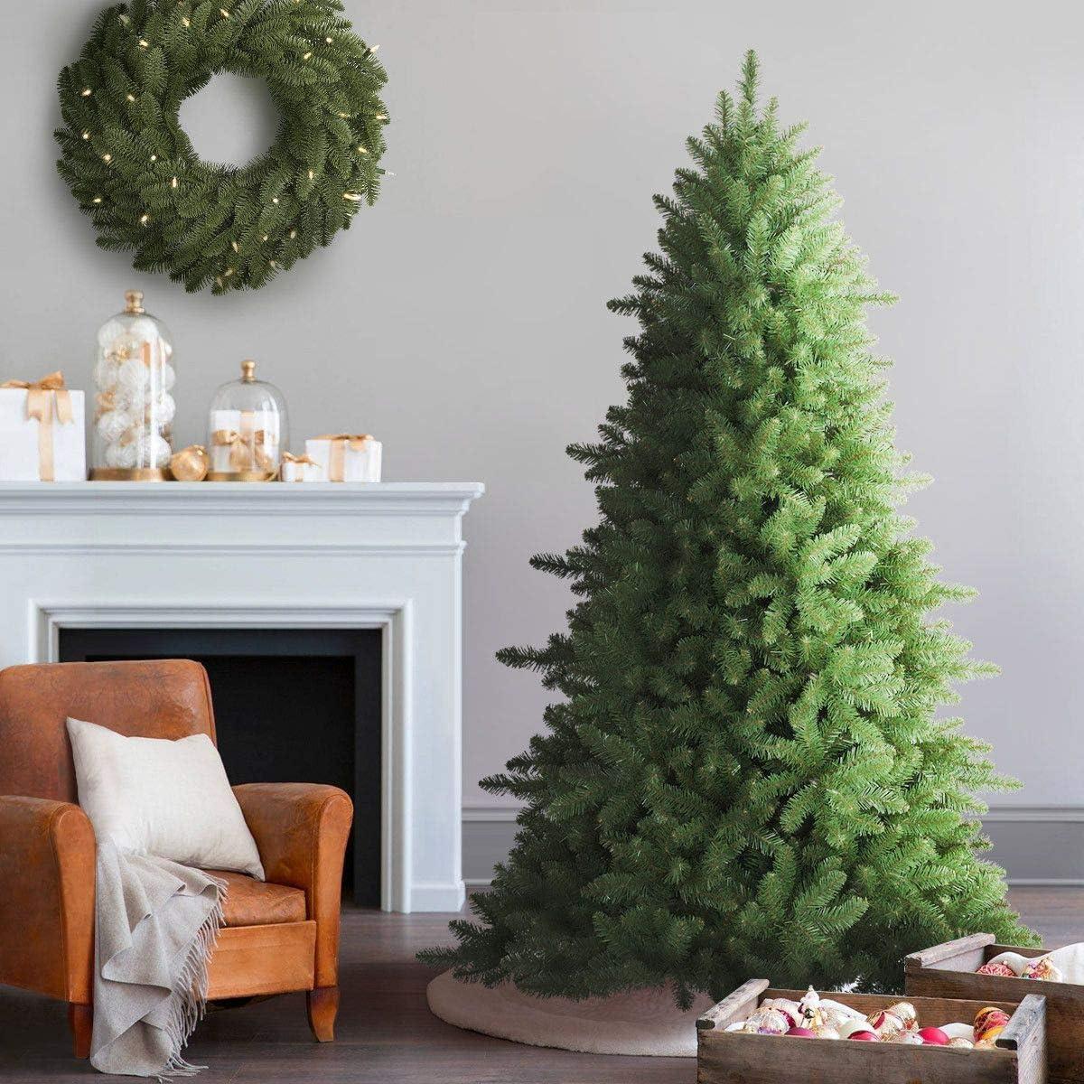 Balsam Hill Berkshire Mountain Fir Artificial Christmas Tree, 6.5 Feet, Unlit