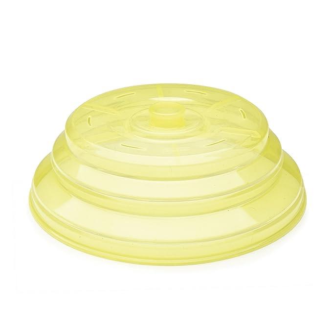 IBILI 798500 Tapa Plegable para microondas de Silicona, Color ...