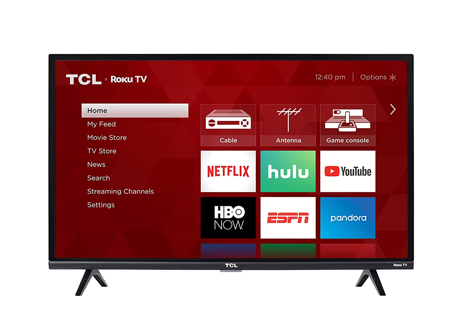 TCL 32-Inch 1080p Roku Smart LED TV
