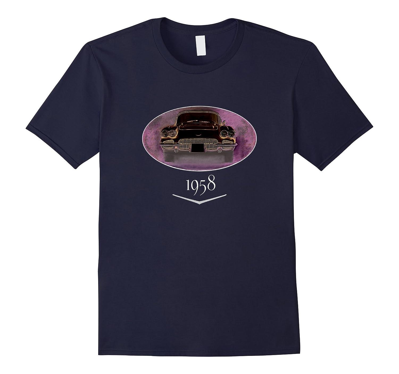 1958 Vette Antique Auto Lovers T-Shirt