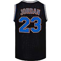 Youth 23# Space Movie Jersey Kids Basketball Jersey Boys Sport Shirts