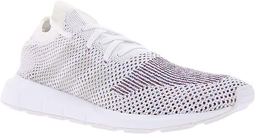 Adidas Swift Run Primeknit Blanc 45 13 FR: