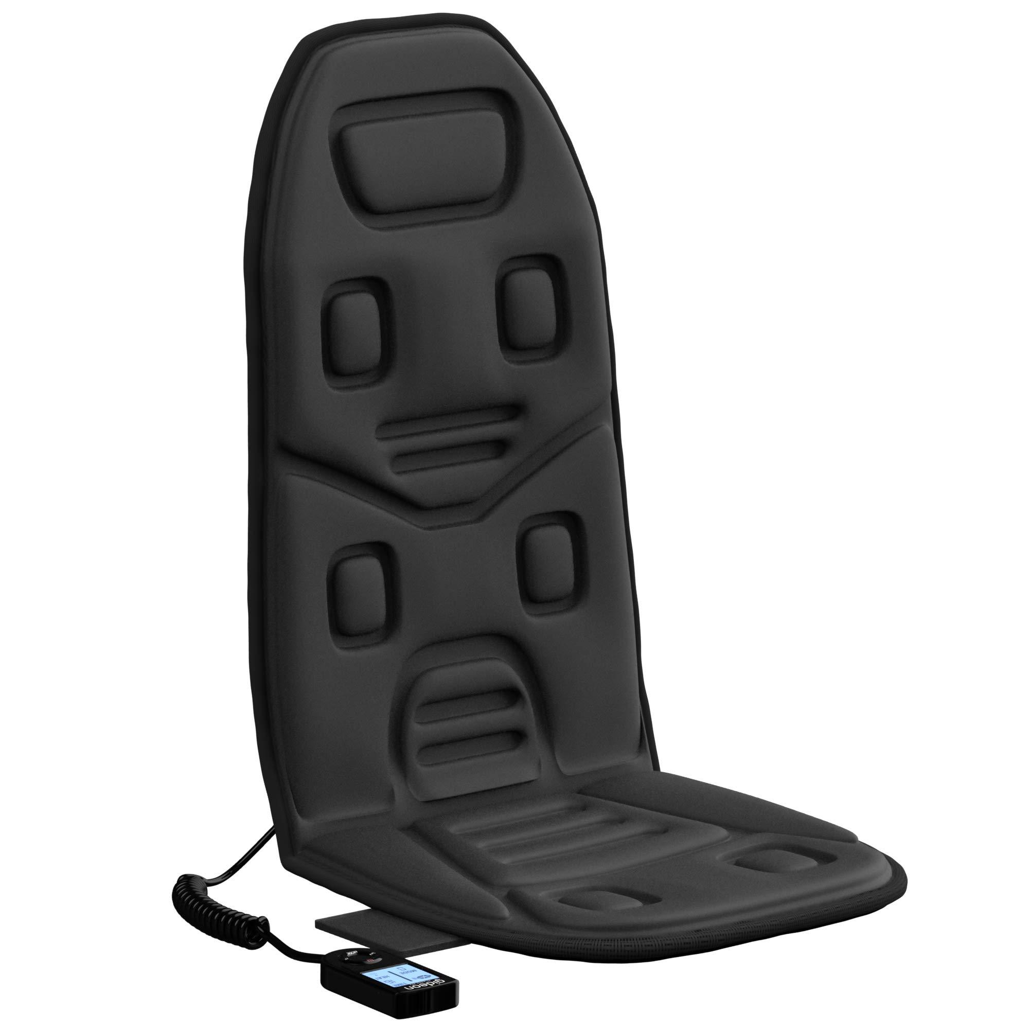 Gideon Heated Vibrating Seat Cushion