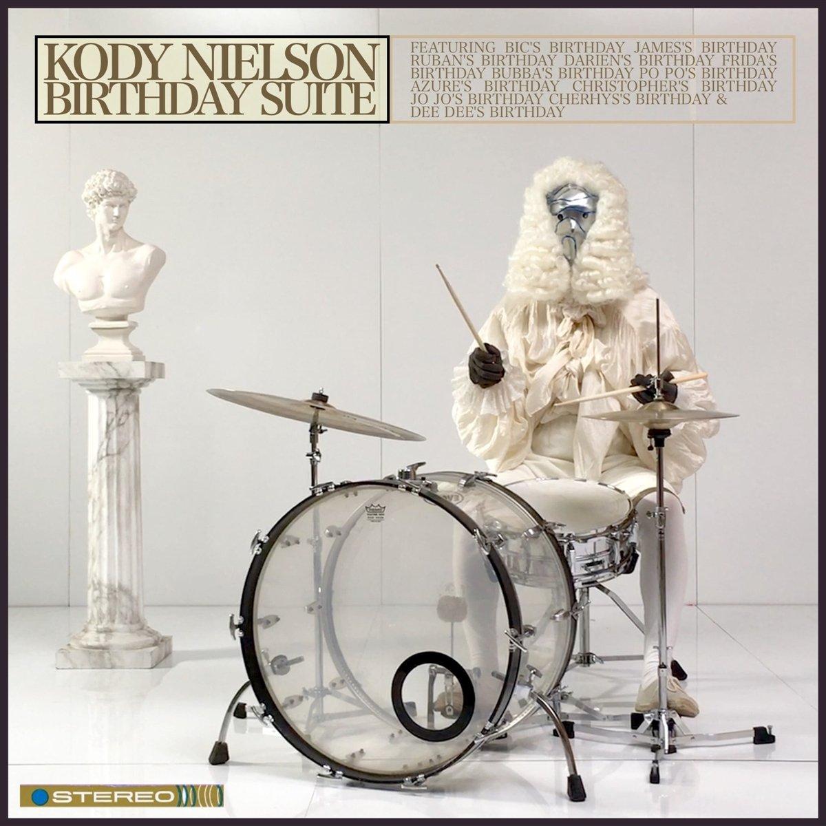 CD : Kody Nielson - Birthday Suite (Canada - Import)
