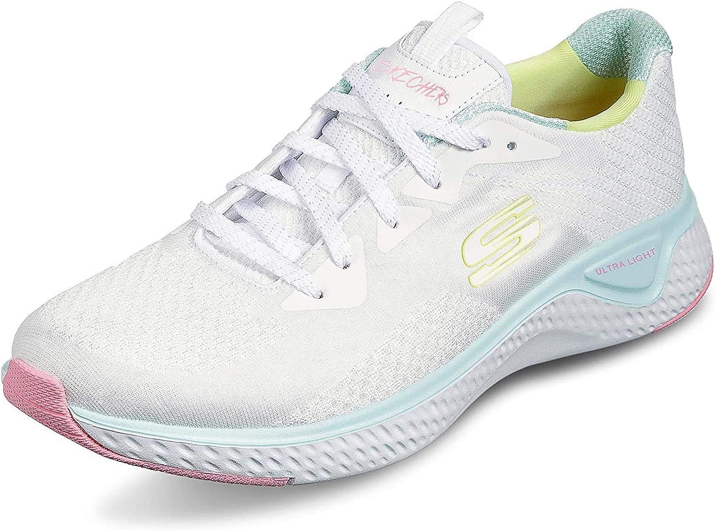 Skechers Women's Low-Top Trainers White/Multi