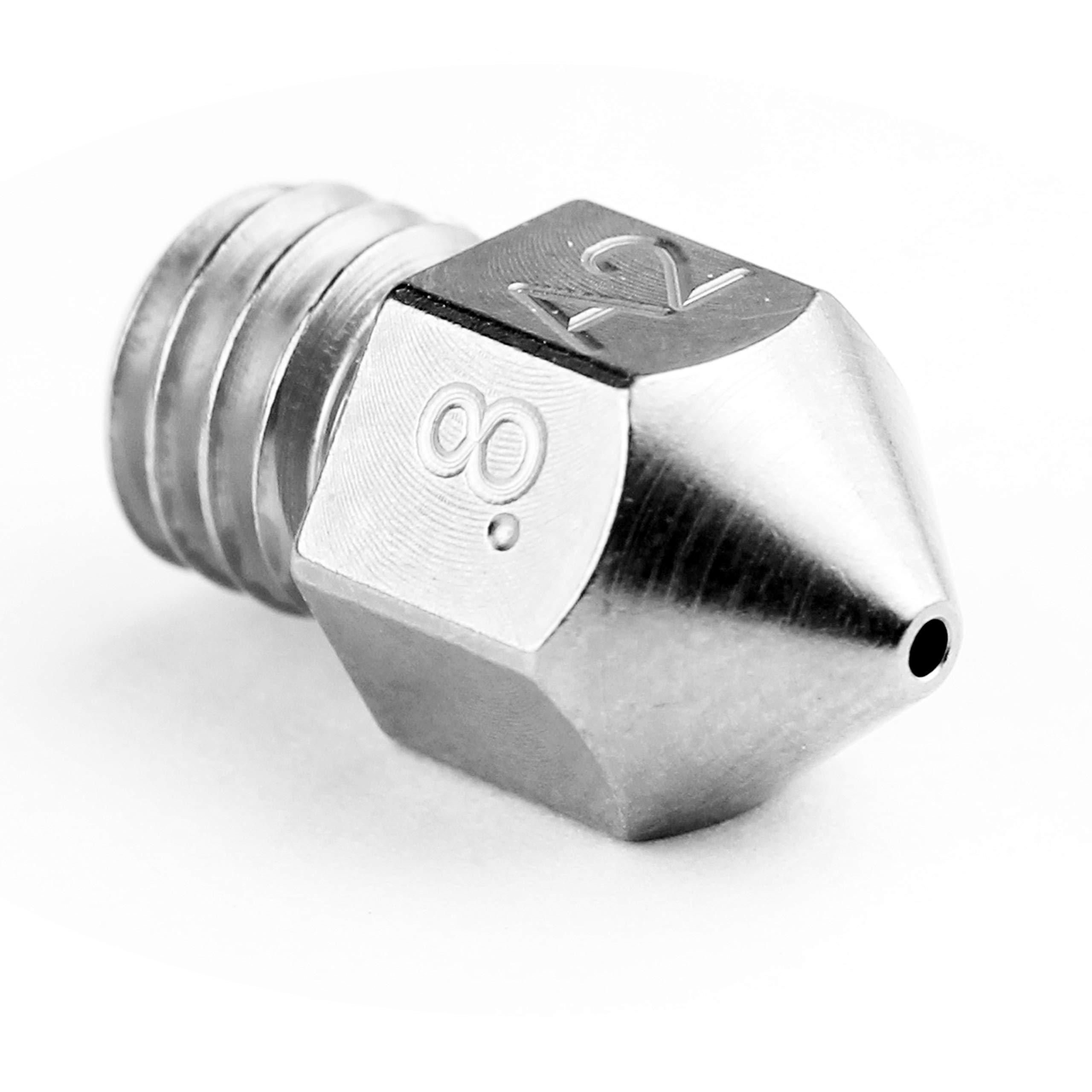 Micro Swiss MK8 Chapado A2 Herramienta de acero 0.8