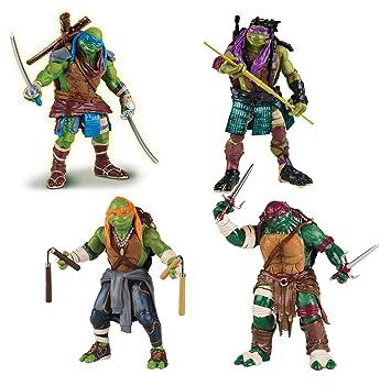 Giochi Preziosi - Figura articulada Tortugas Ninja: Amazon ...