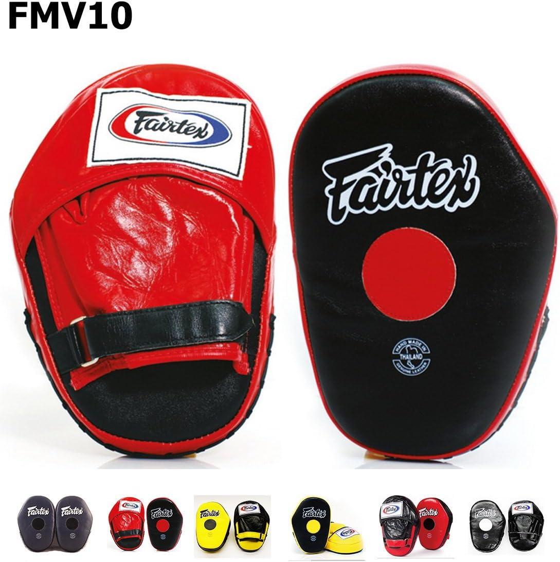 Fairtex Ultimate Contoured Muay Thai Boxing Focus Mitts