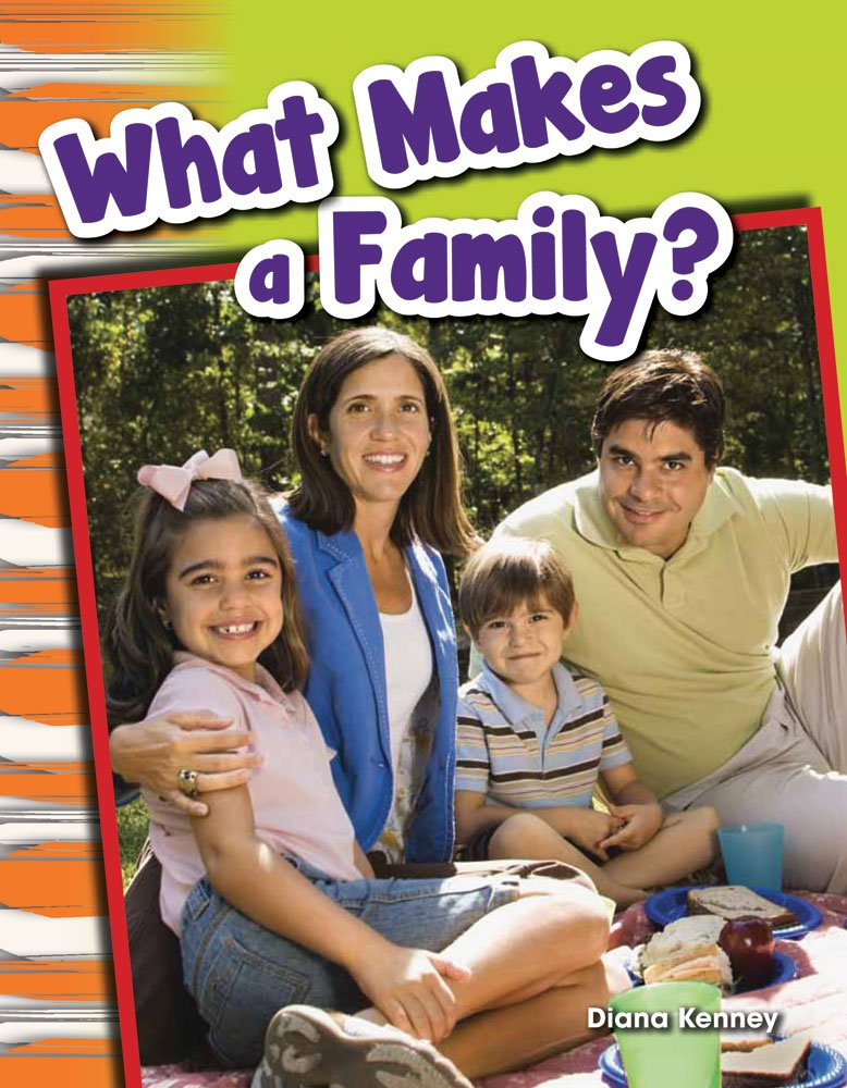 Download What Makes a Family? (Social Studies Readers : Content and Literacy) pdf epub