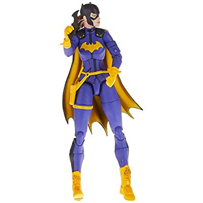 DC Collectibles DC Essentials: Batgirl Action Figure: Toys & Games