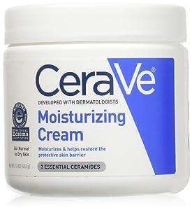 CeraVe Moisturizing Cream16 oz (453 g) Pack of 3