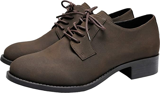Classic Flat Lace Up Urban Formal Shoes
