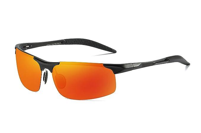 Amazon.com: ETAI UV400 - Gafas de sol deportivas polarizadas ...