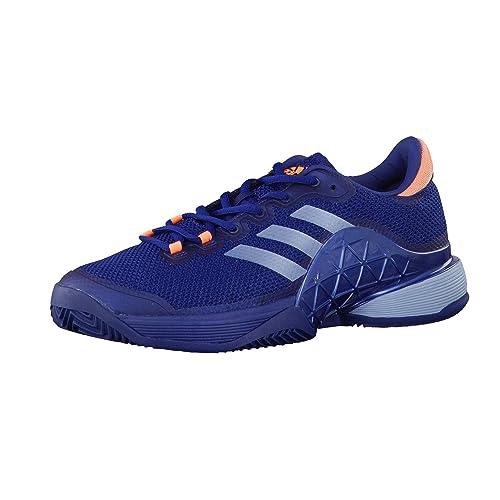 Adidas - Adidas Barricade 2017 Clay - 11 US: Amazon.es: Zapatos y complementos