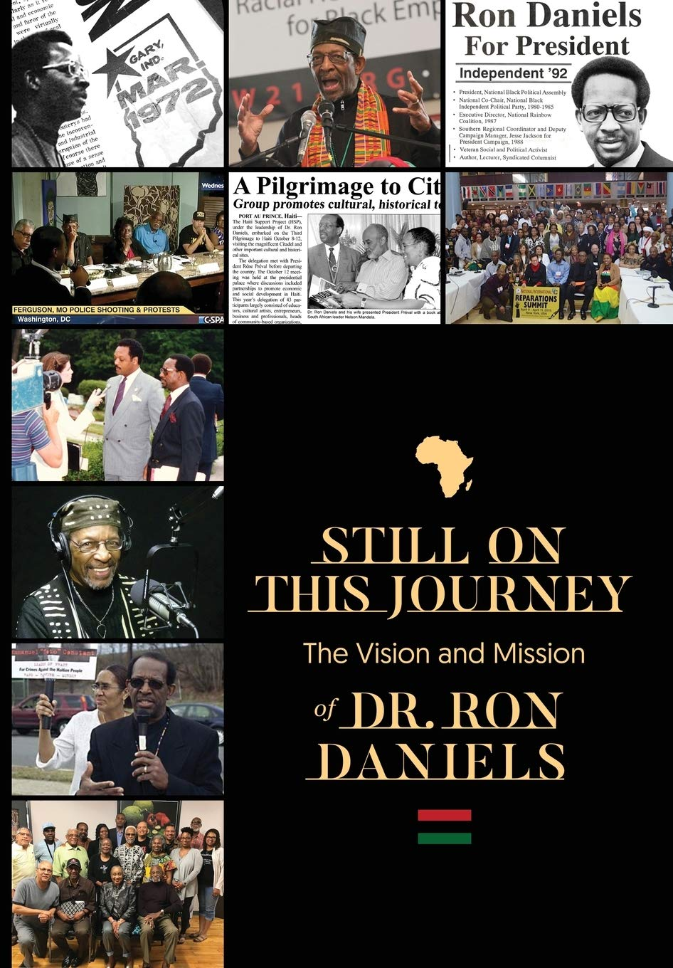 Still On this Journey: The Vision and Mission of Dr. Ron ...