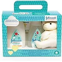 johnson's Baby Set Cotton Touch Gel De Baño
