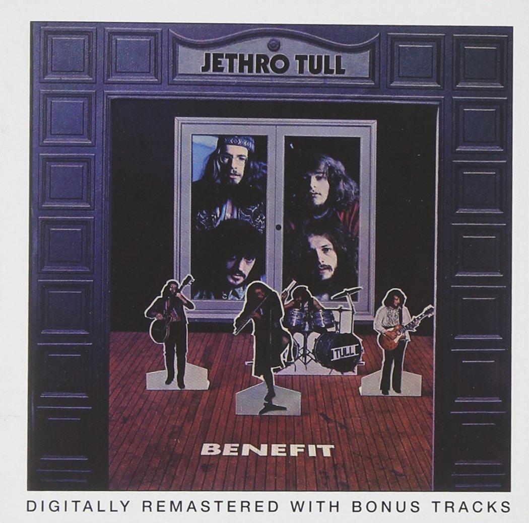 Benefit : Jethro Tull: Amazon.es: Música