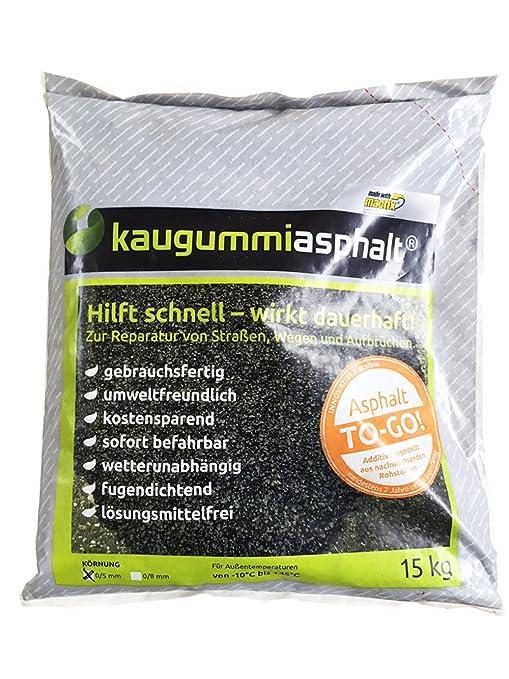 Chicle asfalto® 0/5 en saco - Frío asfalto/reparación ...