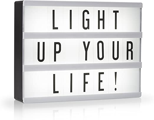 Smartwares 10.043.66 (IOL-002-BW) Caja de Luz LED, Blanco: Amazon ...