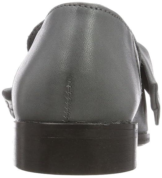 Hafdis Amazon Shoe Mocassini Eu 39 Donna dark Grigio Biz Grey 5ZqzZwSUf