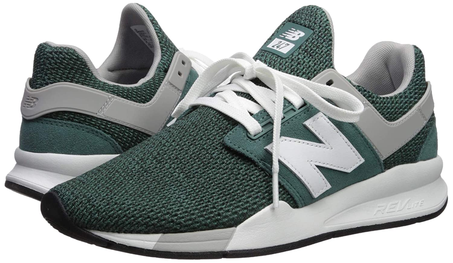 New Balance Men's 247v2 Deconstructed Trainers: Amazon.co.uk: Shoes ...