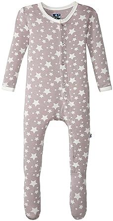 027362313 Amazon.com: Kickee Pants Baby Print Footie Prd-kpf173-fesr: Clothing