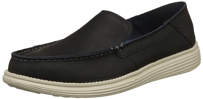 Skechers Bresson Black 65505BLK, Mocasines: Amazon.es: Zapatos y complementos