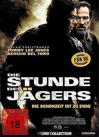 Die Stunde des Jägers [Alemania] [DVD]: Amazon.es: Tommy Lee ...