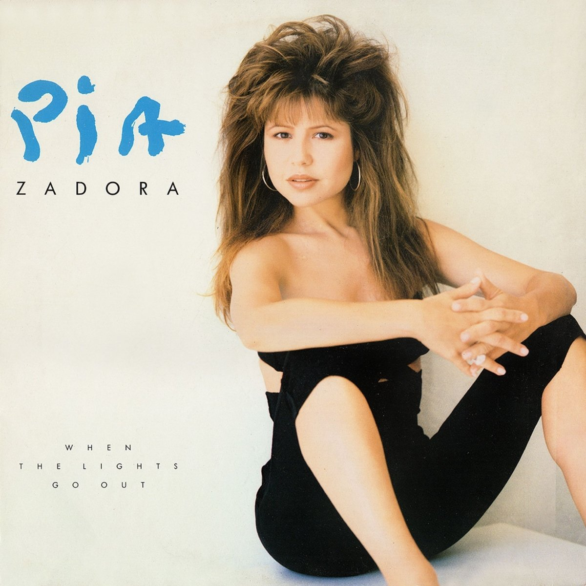 CD : Pia Zadora - When The Lights Go Out (Bonus Tracks, Deluxe Edition, 2PC)