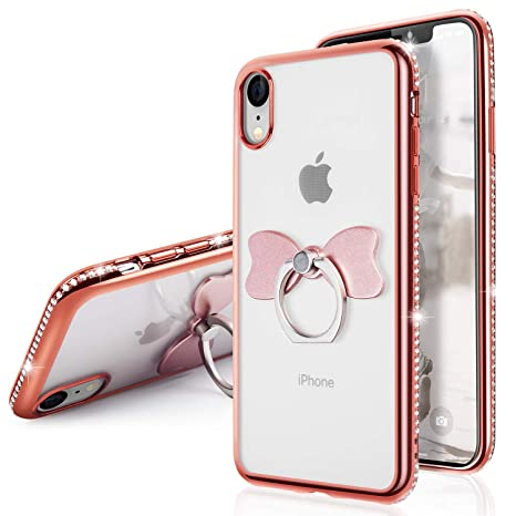 coque iphone xr support