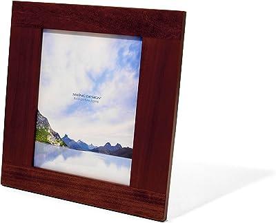 Swing Design Spectrum Walnut Picture Frame, 8 by 10-Inch