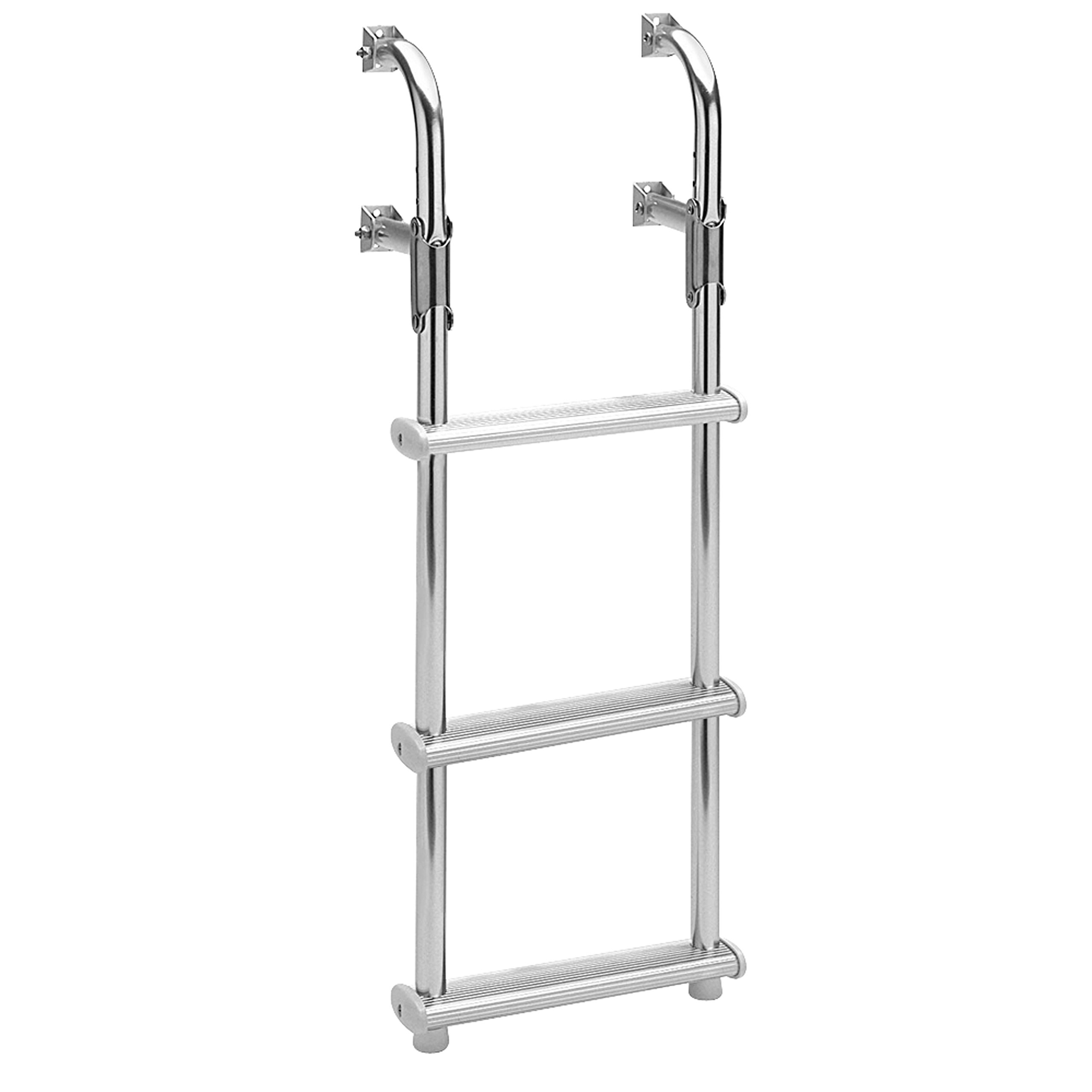 Garelick/EEz-In 18018:01 Marine Compact Transom Ladder – 3 Step