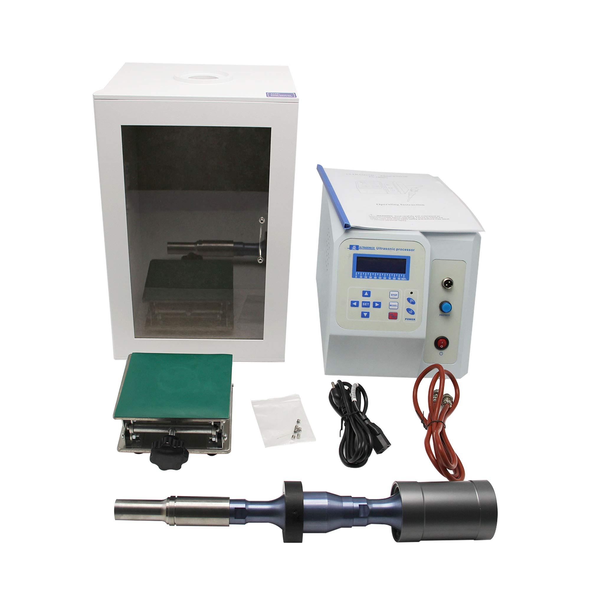 Ultrasonic Homogenizer 1800W Lab Sonicator Processor Ultrasonic Cell Disruptor Handling Capacity 100ml—3000ml by BAOSHISHAN (Image #7)