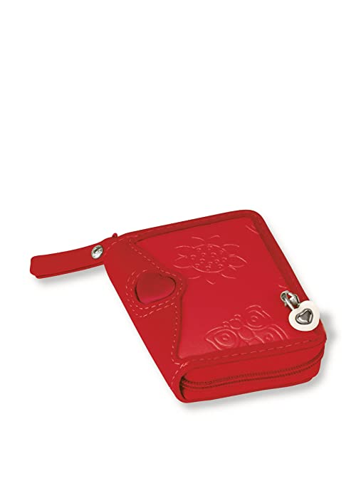 Thun - Monedero Decorativo, Color Rojo: Amazon.es: Hogar