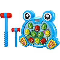 Think Gizmos - Interactive Whack A Frog Game Fun Gift for Boys & Girls of Age 3 4 5 6 7 8, Learning, Active, Early…