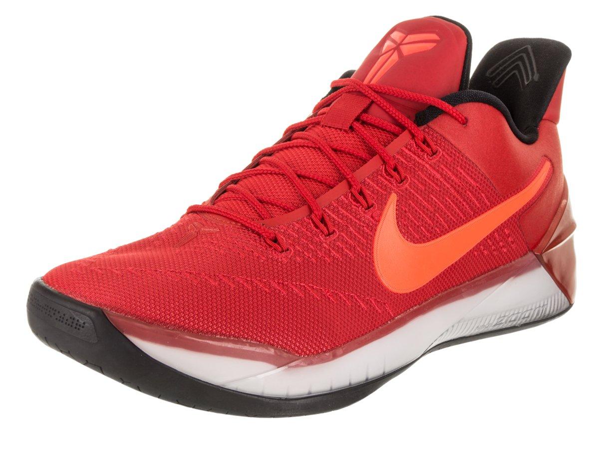 size 40 f9f35 d3542 Galleon - Nike Kobe A.D. Men s Basketball Shoes University Red Black 852425- 608 (11.5 D(M) US)