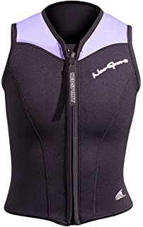Amazon.com   1.5mm Women s Hyperflex AMP S S Wetsuit Jacket   Sports ... eb36975be