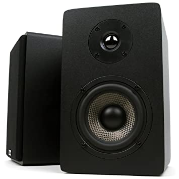Micca MB42X Bookshelf Speakers With 4 Inch Woofer Pair Certified Refurbished