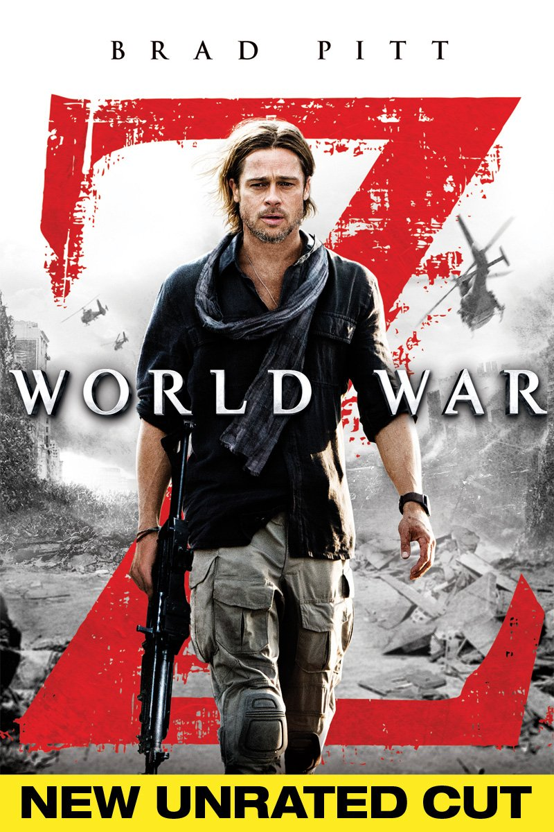 World War Z (Unrated) by