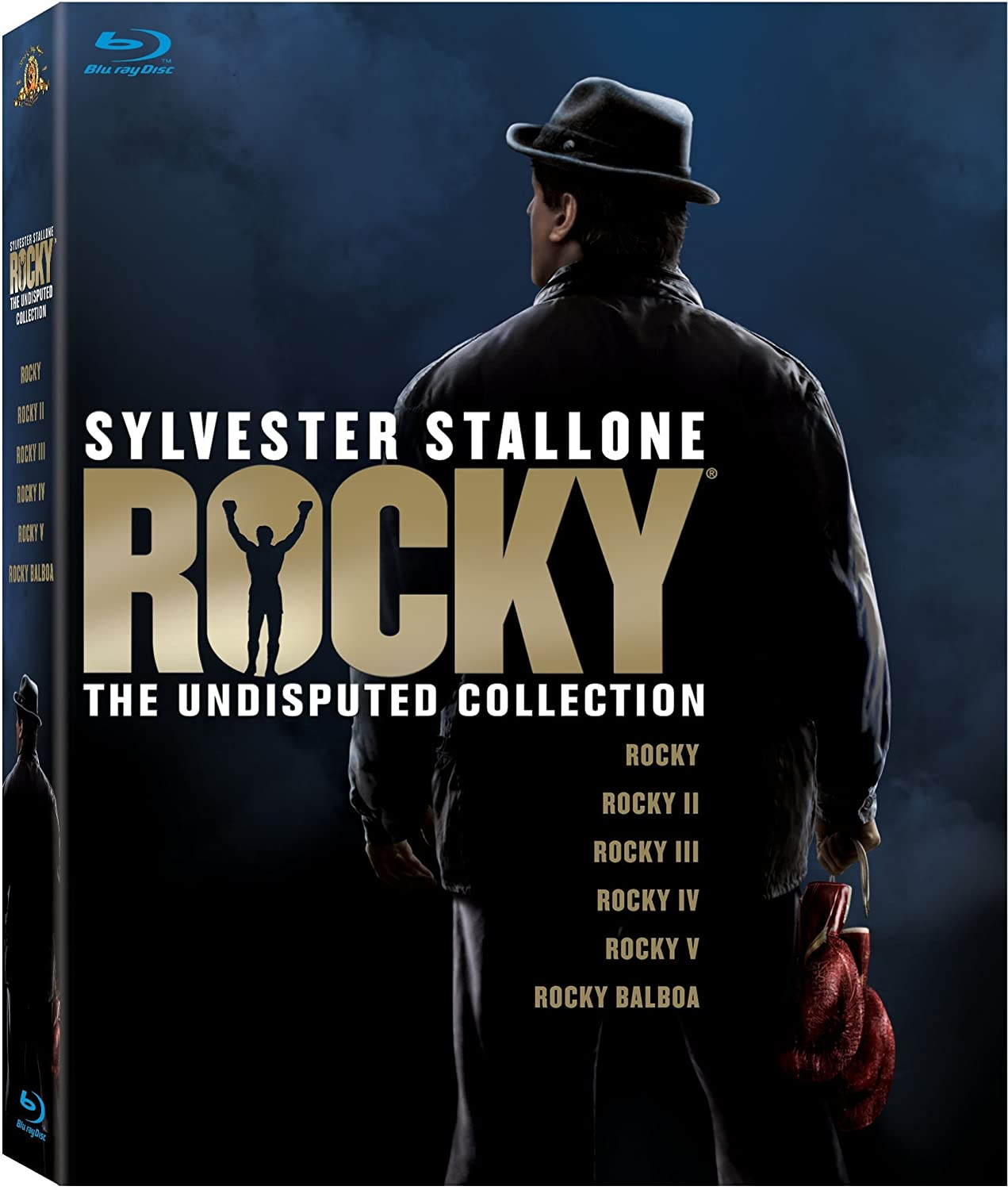 Amazon.com: Rocky: The Undisputed Collection (Rocky / Rocky II ...