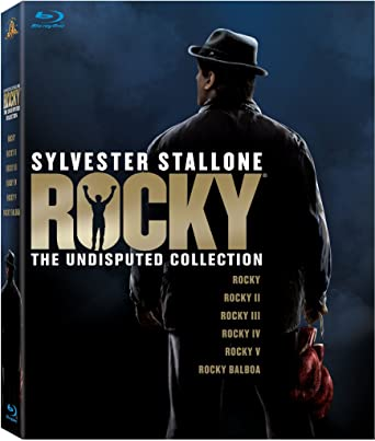 Rocky: The Undisputed Collection [USA] [Blu-ray]: Amazon.es: Rocky:the Undisputed Collectio: Cine y Series TV