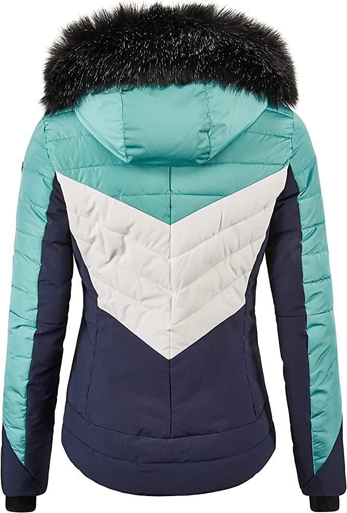 Details about  /Killtec Women/'s Ski Jacket Atka Wmn Quilted Ski Jckt A