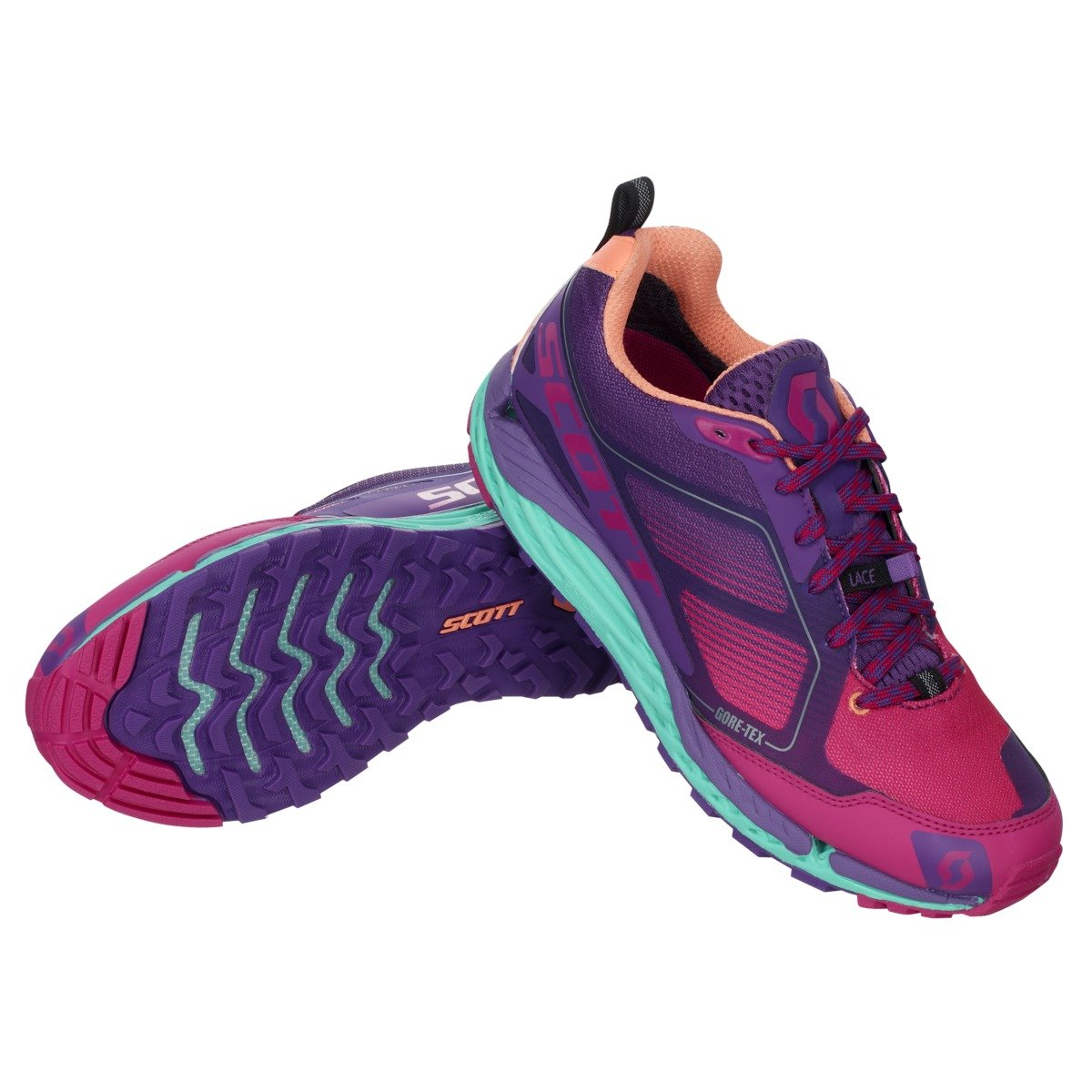 Scott Schuhe W's T2 Kinabalu GTX® 3.0 8.5 purple/purple SAMPLE 8.5 3.0 US purple/purple f5a069