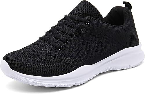KOUDYEN Zapatillas Deportivas de Mujer Hombre Running Zapatos para ...