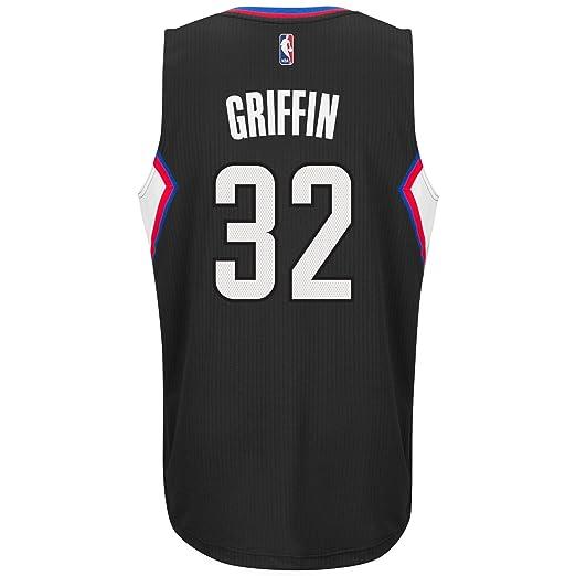 428fa37ba81 Amazon.com   ADIDAS MEN S NBA Los Angeles Clippers Swingman Multi-Color  Jersey   Sports   Outdoors