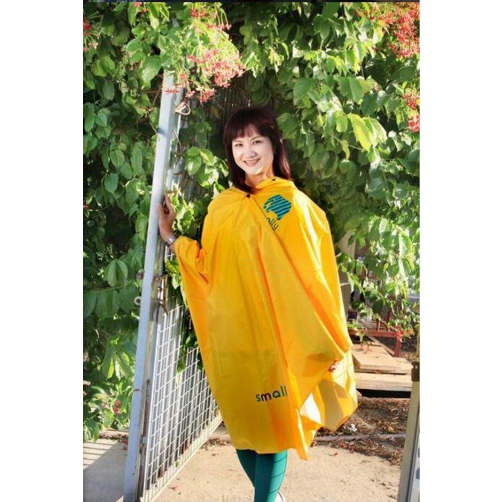 Highdas Baby Kids Rain Poncho Hooded Poncho Waterproof Size 80-100cm (S/Blue) highdas Network Technology Ltd