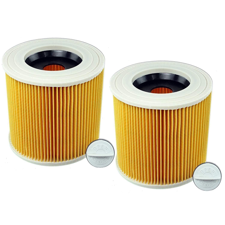 /& Filtro 5 Polvere Hoover sacchetti per KARCHER MV2 Wet /& Dry ASPIRAPOLVERE
