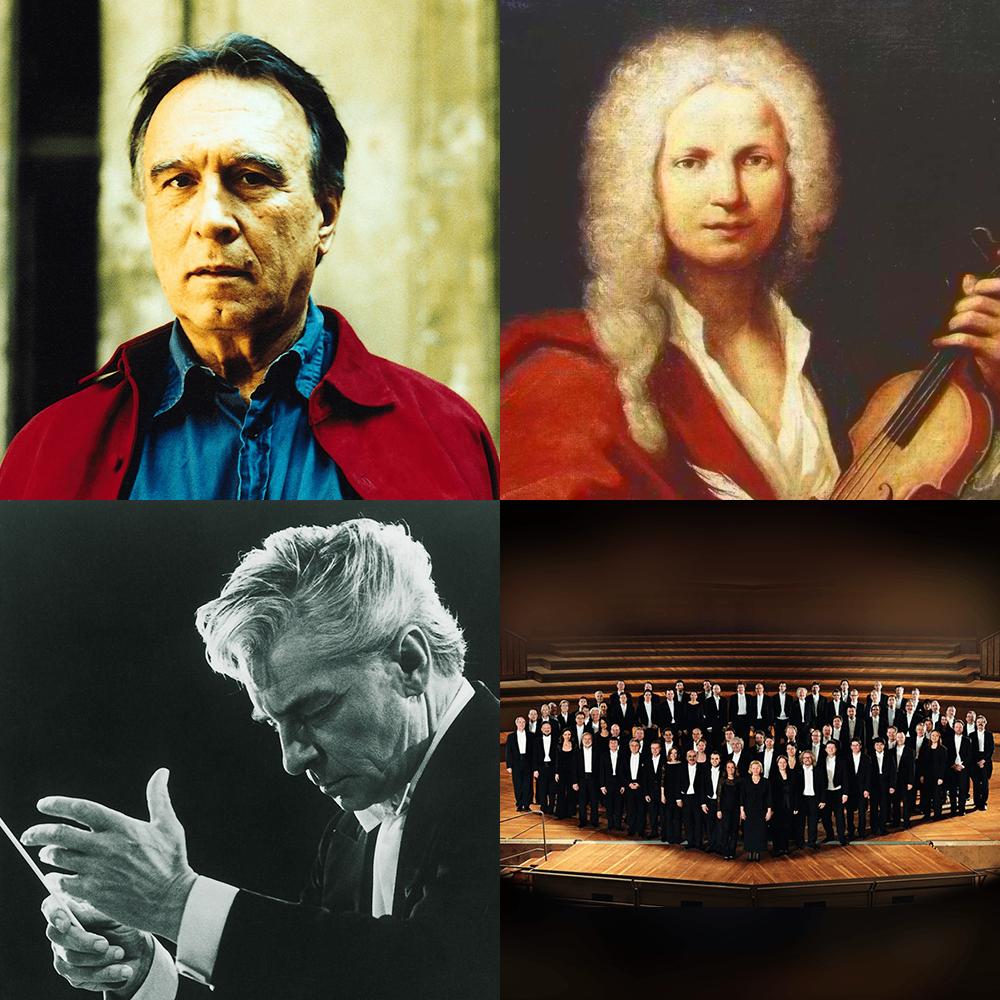 Grandes composiciones de la Música Clásica