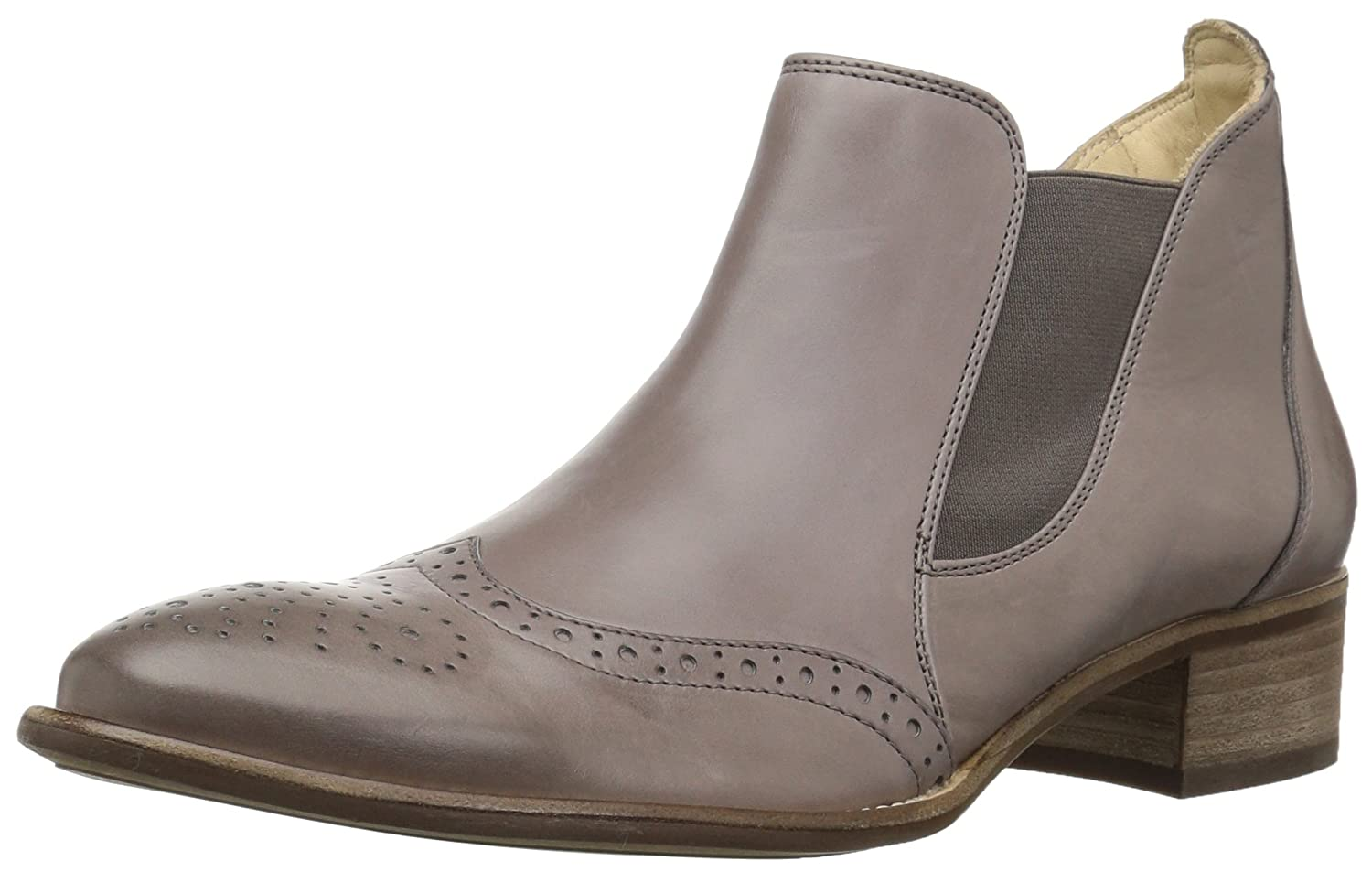 Paul Green Women's Jay Slip-on Ankle Boot B06XPSN2RD 5.5 B(M) US|Truffle Leather