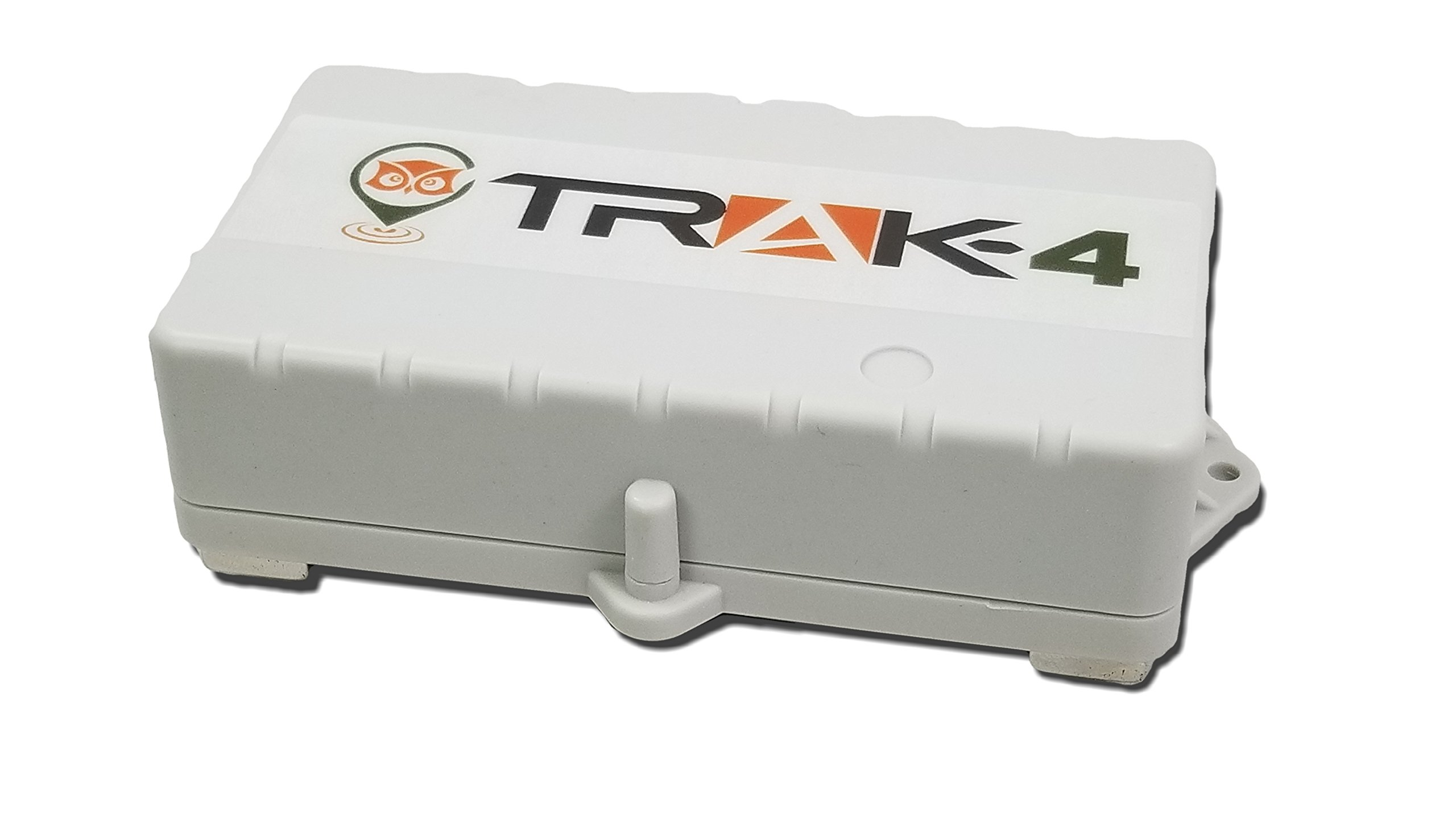 NEW Trak-4 MAG Magnetic Covert Real Time Personal Vehicle GPS Tracker Portable Mini Asset Tracker No Contracts Long Battery Life Best Cell Network Coverage by Trak (Image #1)